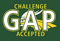 GAP Challenge Accepted (logo)